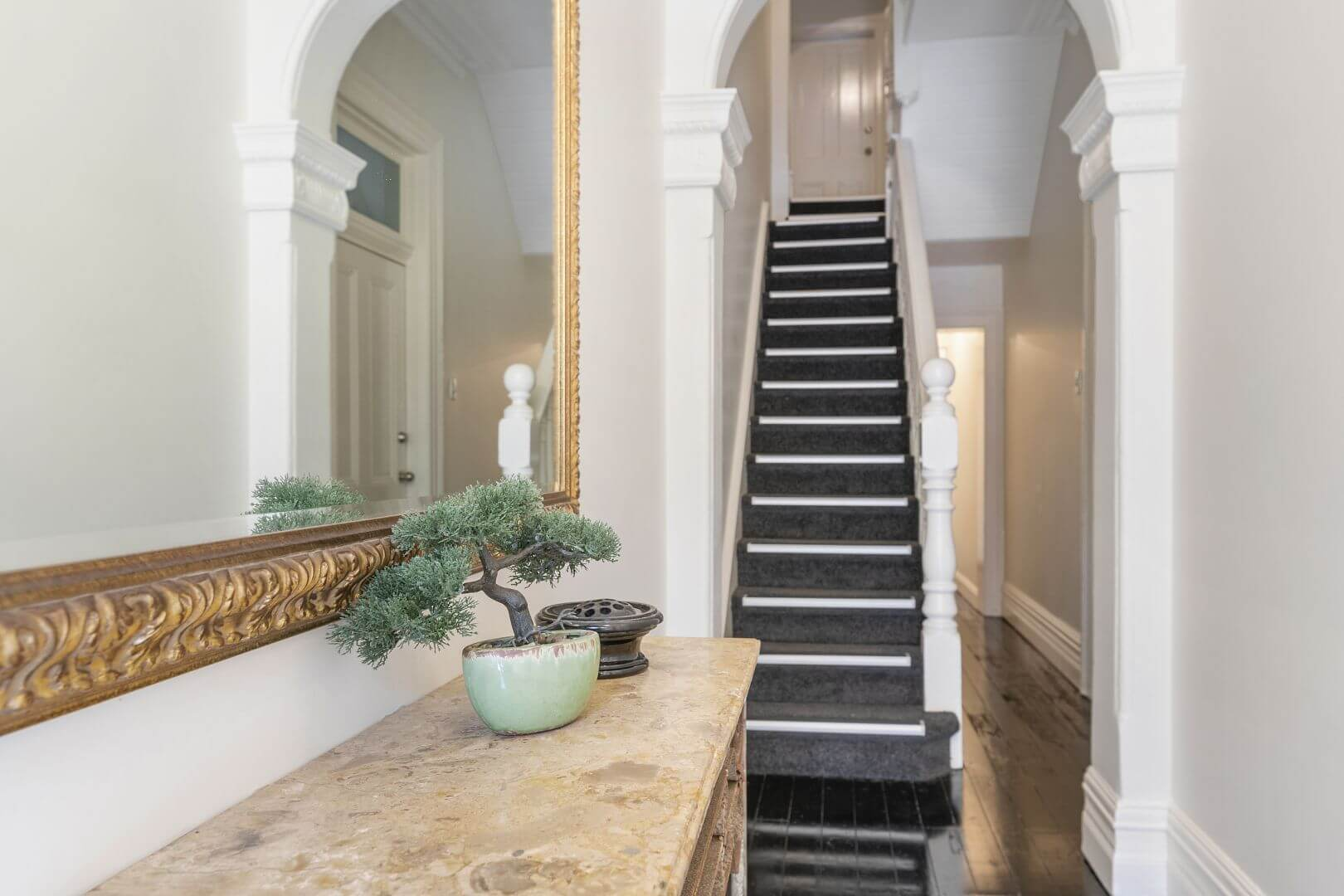 3/64 Hereford Street - Staircase