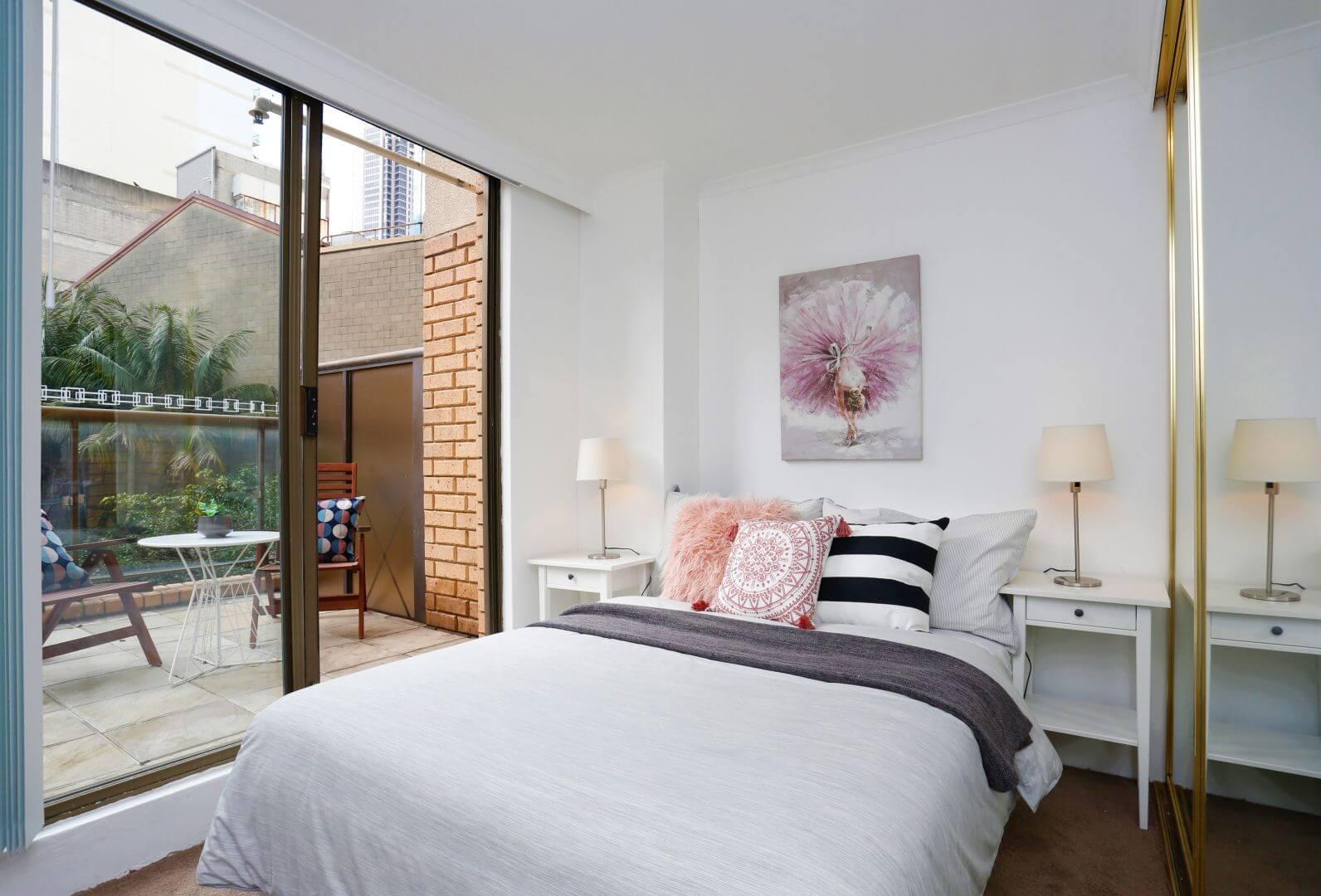 8-336 Sussex Street - Bedroom